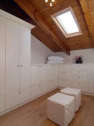 attic bedroom vaulted ceiling modern