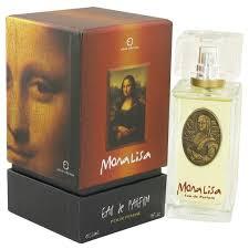 <b>Mona Lisa</b> Eau De Parfum Spray By <b>Eclectic Collections</b>