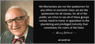 Image result for rothbard on liberty