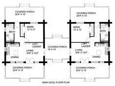 ideas about Dog Trot House on Pinterest   Cabin  House plans    dog trot house plans   square feet  bedrooms  batrooms