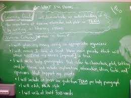literary essay learning goal and success criteria eng2d i present to you the learning goals and success criteria for our to kill a mockingbird literary essay