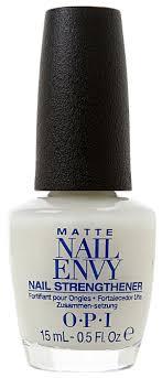 <b>Средство для укрепления</b> ногтей OPI Nail Envy - Matte — купить ...