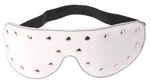 Купить Sitabella <b>Кожаная маска с</b> заклепками (3082), белый по ...