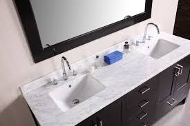 white double sink bathroom adorna  inch transitional double sink bathroom vanity set