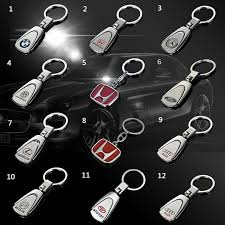 1pcs zinc alloy car key ring turbo chain electroplated keychain metal car styling auto accessories men gift