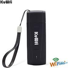 KuWFi Unlocked Pocket 4G LTE USB Modem Router ... - Amazon.com