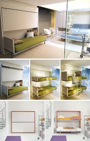lollipop bunk beds aka murphy bunk bed these completely fold up into the beds hideaway furniture ideas