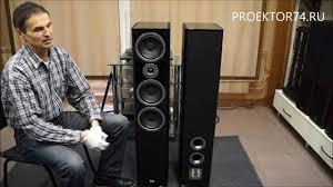 Обзор <b>напольной акустики Heco</b> Music Style 900 - YouTube