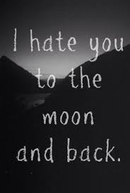 I fkn HATE you! on Pinterest | Leaving Work, I Hate You and Mayday ...