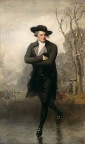 The <b>Skater</b> (Portrait of William Grant)