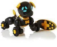 <b>Интерактивная</b> cобачка WowWee Чиппи черная - 3819-Black ...