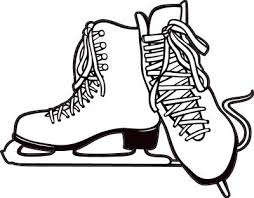 Image result for ice skating clipart