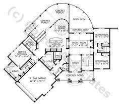 Nantahala Cottage House Plan     st Floor Plan  Craftsman     Lake Breeze Cottage House Plan  st Floor  Craftsman Style House Plans  Mountain