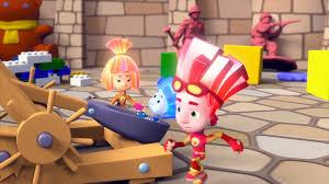 <b>Фиксики</b> - Все серии подряд_ <b>Механика</b> _ Fixiki - cartoons for kids