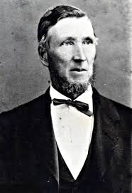 The author was not acknowledged. Click on thumbnail image to link to larger image. Hugh Brown, Pioneer. Courtesy Chelsea and District Historical Society. - 395_1