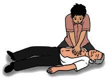「人工呼吸と心臓マッサージ」の画像検索結果