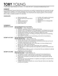 automotive technician resumes sample service resume automotive technician resumes automotive technician cover letter examples building maintenance technician resume examples