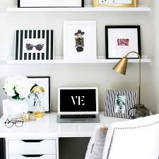 20 chic ways to organize your office chic home office