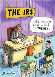 Image result for irs cartoons