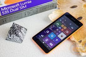 Обзор и тестирование смартфона Microsoft Lumia 535 Dual SIM ...