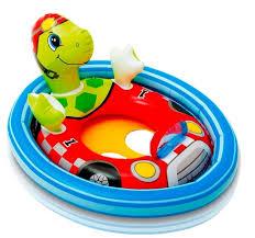 <b>Надувной круг Intex</b> Животные 59570 — Надувные игрушки ...