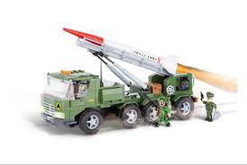 <b>Конструктор COBI Ракетная</b> установка Mobile Ballistic Missile ...