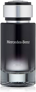 <b>Mercedes Benz Intense</b> Cologne for Men Eau De Toilette, 4 ounces ...