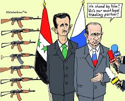 Image result for RUSSIA IN SYRIA CARTOON