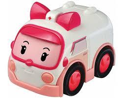 <b>Robocar Poli Машинка Эмбер</b> — купить в интернет-магазине ...