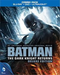 blu ray review batman the dark knight returns deluxe edition blu ray review batman the dark knight returns deluxe edition is needless double dip