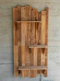 country themed reclaimed wood bathroom storage: shelveswall shelvespallet shelvesbook shelveskitchen shelvesbathroom shelves