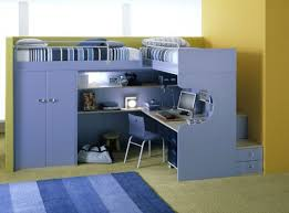 bunk beds with study kid desk computer childrens table chairs furniture modern sets storage chair used home rooms tables desks small corner work children bunk bed computer desk