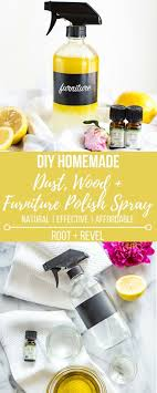 diy natural furniture polish dusting spray best way to dust furniture