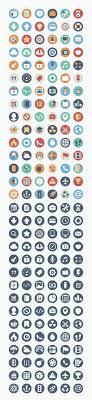 beautiful flat icons download 180 free and open source variations elegant themes blog basic icons flat icons 1000