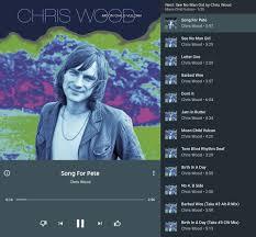 <b>Moon</b> Child Vulcan now available on... - <b>Chris Wood</b> (Traffic ...