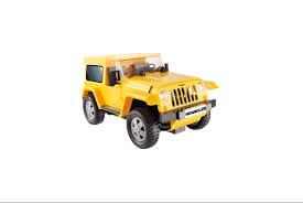 <b>Конструктор COBI</b> Машина <b>Jeep Wrangler</b> желтый COBI-21921 ...