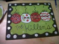 20+ Best <b>Christmas placemats</b> images | <b>christmas placemats</b> ...
