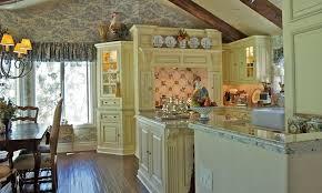 creamed rustic wooden