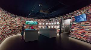 museum of tolerance anne frank exhibit yazdani studio of cannon benny chan