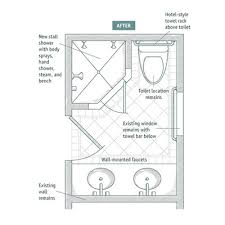 designing bathroom layout: learn some design secrets for remodeling a small bathroom floorplan layout without breaking the bank