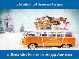 The whole EA Team wishes you a <b>Merry Christmas</b> and a <b>Happy</b> ...