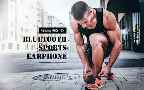 $9 with coupon for <b>Alfawise HBQ</b> - BX Bluetooth Sports Earphone ...