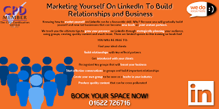 market yourself on linkedin to build relationships and business market yourself on linkedin to build relationships and business
