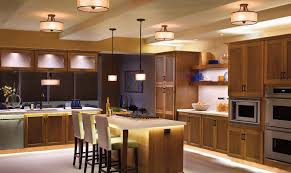 Flush Mount Kitchen Ceiling Lights Kitchen Attractive Ceiling Light Fixture Simple Design With