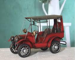 Home Decoration Crafts <b>Figurines</b> Miniatures <b>Vintage</b> iron <b>metal</b> ...