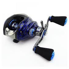 <b>Lieyuwang</b> 14+1BB 6.3:1 <b>low profile reel</b> Baitcasting Wheel Fishing ...