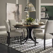 white quot high dining table