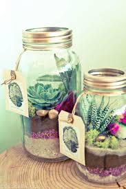 jar crafts home easy diy:  a tiny garden for tiny creatures