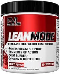 Evlution Nutrition Lean Mode Stimulant-Free Weight ... - Amazon.com