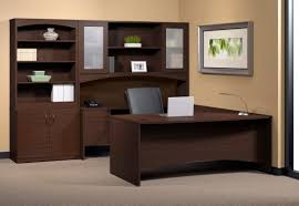 office desk with hutch storage mendocino u shaped and home office decorating ideas home bedroom desk unit home